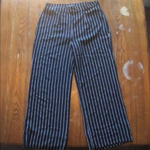 Abercrombie & Fitch, wide leg pant